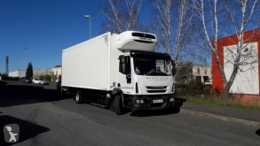 Iveco Eurocargo 120 E 25 DK tector LKW gebrauchter Kühlkoffer