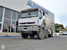 Camión hormigón cuba / Mezclador Renault Kerax 370