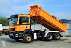 Ciężarówka wywrotka trójstronny wyładunek używana MAN TGS 26.480 Dreiseitenkipper 5,00m *6x4* !!