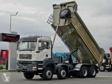 Камион самосвал MAN TGA 41.440 /8X6 / TIPPER /MANUAL/ MEILLER KIPPER