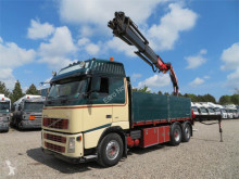 Camion Fassi Volvo FH480 6x2 F210A 23 plateau ridelles occasion
