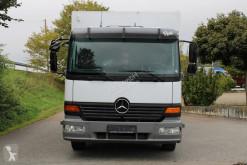 Gebrauchter LKW Kühlkoffer Mercedes Atego 1223 Eis/Ice -33°C 4+4+2Türen Klima LBW