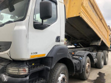 Camion benne occasion Renault Kerax 520 DXI