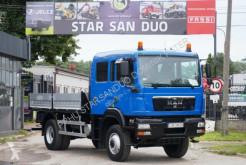 Camion MAN TGM/S 13.240 BL 4x4 7 Sitzer DOKA cassone fisso usato