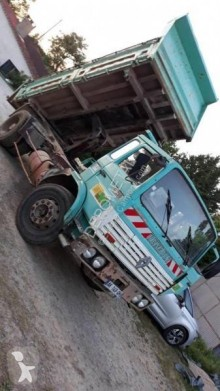 Camion Renault Gamme G 260 benne à ferraille occasion