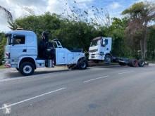 Camión Scania C 124C420 de asistencia en ctra usado