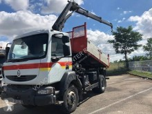 Camion benne TP Renault Kerax 260