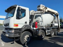 Renault Kerax 430 DXI truck used concrete mixer