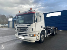 Camion Scania P 410 polybenne occasion