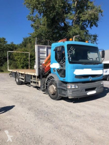 Renault Premium 270 DCI truck used standard flatbed