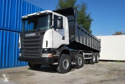 Камион самосвал втора употреба Scania R 420