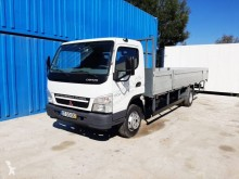 Camion Mitsubishi Canter FE85 4.9 plateau ridelles occasion
