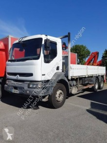 Camion plateau occasion Renault Kerax 370 DCI