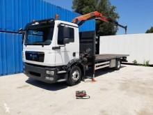 Камион платформа стандартен втора употреба MAN TGM 15.290