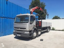 Renault Premium 270.19 DCI truck used standard flatbed