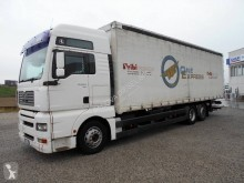 MAN TGA 26.460 truck used tautliner