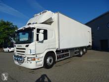 Scania P 340 LKW gebrauchter Kühlkoffer Einheits-Temperaturzone