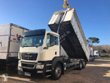 MAN cereal tipper truck TGS 26.360