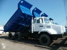 Renault half-pipe tipper truck CBH 320
