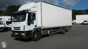 Camión Iveco Eurocargo 150 E 25 furgón caja polyfond usado