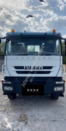 Camion Iveco Trakker 410 polybenne occasion