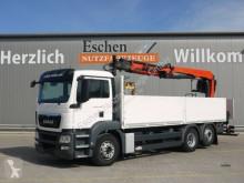 Camion MAN TGS 26.400 6x2 LL,Palfinger PK 21001L,Lift /Lenk plateau ridelles occasion