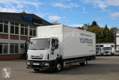 Camion fourgon occasion Iveco Eurocargo ML120E18 EURO 5 Koffer 8,6m / LBW