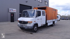 Mercedes Vario 814 D truck used box