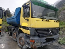 Camion Mercedes Actros 4143 benne TP occasion