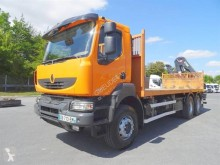Camion Renault Kerax 460.26 plateau standard occasion