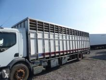 Camion rimorchio per bestiame Renault Premium 370.19
