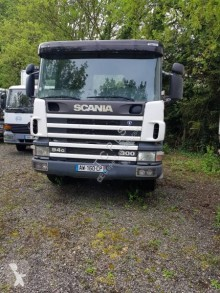 Camion sasiu second-hand Scania G 94G300