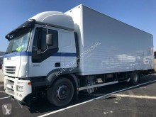 Iveco Stralis 350 truck damaged plywood box