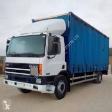 Camion obloane laterale suple culisante (plsc) second-hand DAF 65 ATI 210