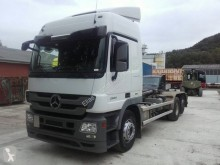 Mercedes Actros 2544 L truck used hook arm system