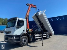 Camión Gancho portacontenedor Renault Premium Lander 310.19