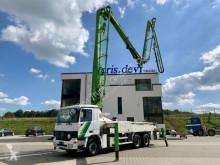 Used concrete pump truck truck Mercedes 2640 6x4 Putzmeister 32.16 H