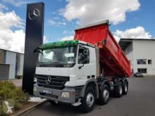 Camion Mercedes Actros 4141 K 8X4 Meiller manual gear Retarder benne occasion