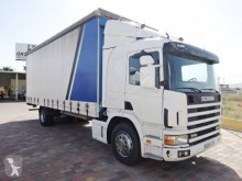 Camion Scania L 94L260 rideaux coulissants (plsc) occasion