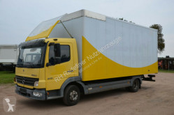 Camion Mercedes 815 L - 1. Hd. fourgon occasion