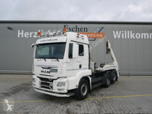 Used tipper truck MAN TGS 26.440 , 6x2, Meiller AK 16 T, Funk, Euro 6