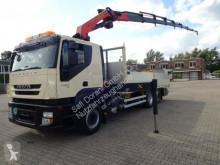 Camión caja abierta Iveco AT260S48 Pritsche PK23002 8xhydr 4-Punkt Seil