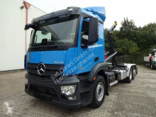 Camion multibenne occasion Mercedes 2540 Abrollkipper HYVA Lift 6x2