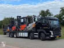 Camion trasporto macchinari usato Volvo FM 500 8x2 | Machine transporter