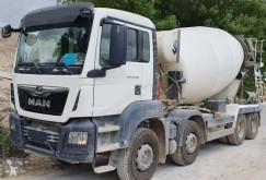 Camion béton toupie / Malaxeur occasion MAN HORMIGONERA MAN 360 8X4 AÑO 2017 FRUMECAR 10 M3