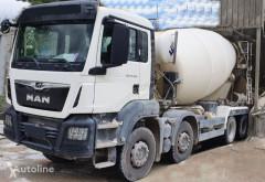 Camión hormigón cuba / Mezclador MAN HORMIGONERA MAN 360 8X4 AÑO 2017 FRUMECAR 10 M3