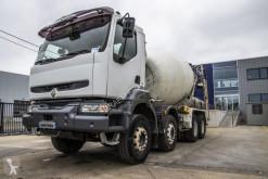 Камион бетон миксер Renault Kerax 420 DCI