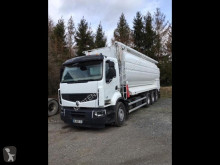 Camion citerne occasion Renault K K 460 P8X4 HEAVY.44 E6