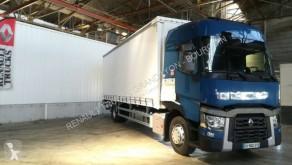 Камион Renault Gamme T 430 P4X2 E6 подвижни завеси втора употреба
