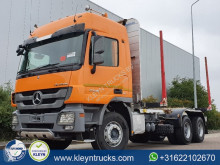 Mercedes Actros 3346 truck used timber
